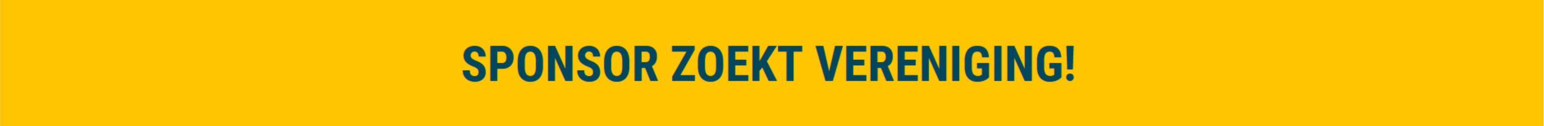 sponsorconcept Sportmaat Teamsport