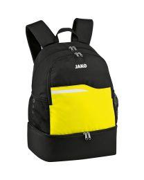 JAKO Rugzak Competition 2.0 zwart/fluo geel