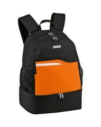 JAKO Rugzak Competition 2.0 zwart/fluo oranje