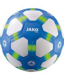 JAKO Lightbal Striker 32 p./machinegenaaid wit/JAKO blauw/groen-290g