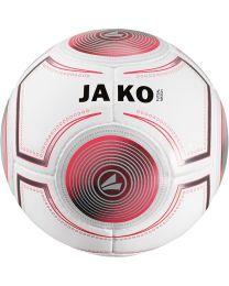 JAKO Wedstrijdbal futsal wit/antraciet/flame-420g