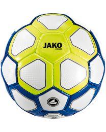 JAKO Trainingsbal Striker wit/marine/lemon