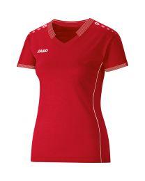 JAKO Indoorshirt dames rood