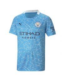 PUMA Manchester City Thuisshirt 2020-2021 Kids