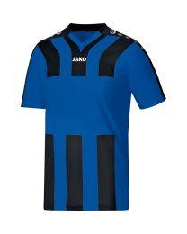 JAKO Shirt Santos KM royal/zwart