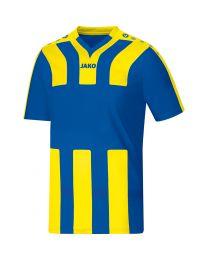 JAKO Shirt Santos KM royal/citroen