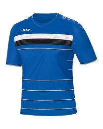 JAKO Shirt Champ KM royal/wit/zwart