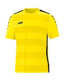 JAKO Shirt Celtic 2.0 KM lichtgeel/zwart
