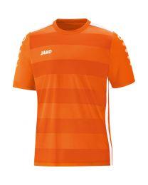 JAKO Shirt Celtic 2.0 KM fluo oranje/wit