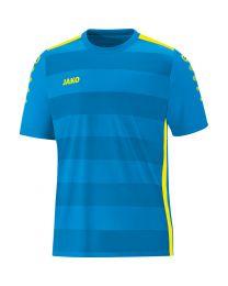 JAKO Shirt Celtic 2.0 KM JAKO blauw/fluo geel
