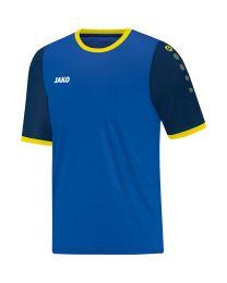 JAKO Shirt Leeds KM royal/navy/citroen