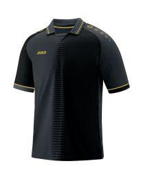 JAKO Shirt Competition 2.0 KM zwart/goud