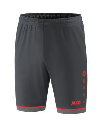JAKO Short Competition 2.0 antraciet/flame