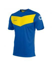 Stanno Fiero Training Shirt Blauw Geel