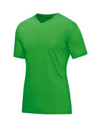JAKO T-Shirt V-hals zachtgroen