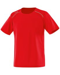 JAKO T-shirt Run rood