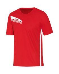 JAKO T-Shirt Athletico rood/wit