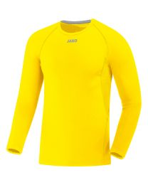 JAKO Shirt Compression 2.0 LM citroen