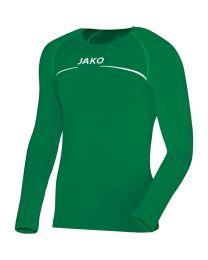 JAKO Shirt Comfort LM sportgroen