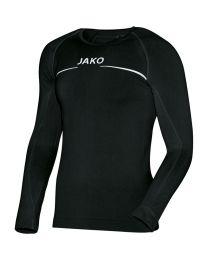 JAKO Shirt Comfort LM zwart