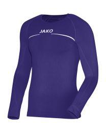JAKO Shirt Comfort LM lila