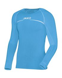 JAKO Shirt Comfort LM hemelsblauw