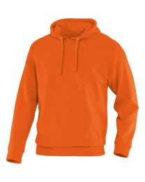 JAKO Sweater met kap Team fluo oranje