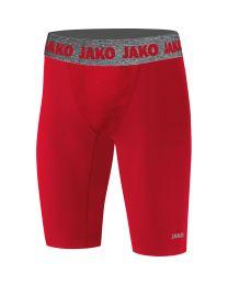 JAKO Short Tight Compression 2.0 rood