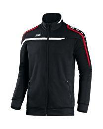 JAKO Trainingsvest Performance zwart/wit/rood