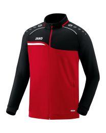 JAKO Polyestervest Competition 2.0 rood/zwart