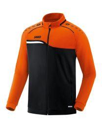 JAKO Polyestervest Competition 2.0 zwart/fluo oranje