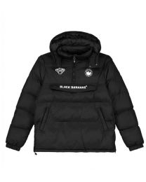 Black Bananas Anorak Block Jacket Black