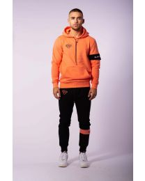 BLACK BANANAS COMMAND HOODY SUIT PEACH