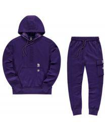 Robey x Banlieue Joggingpak Purple