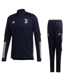 adidas Juventus Trainingspak 2020-2021 Donkerblauw