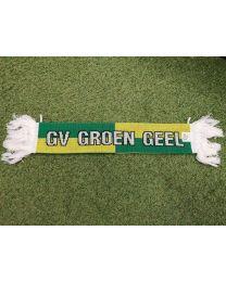 Mini Sjaal GV Groen Geel
